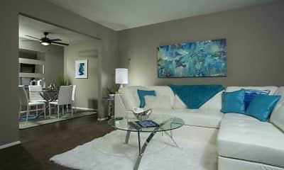 Model, Park West Apartments, 0