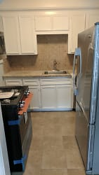 Kitchen with new Stove, Refg.Dishwasher & Disposal