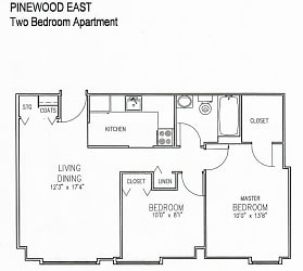 Pinewood East Two Bedroom Apartments.jpg