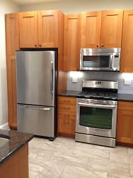 Third floor kitchen west wall southwest corner with sink in foreground.jpg