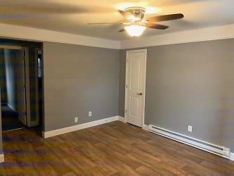 doorway in living room