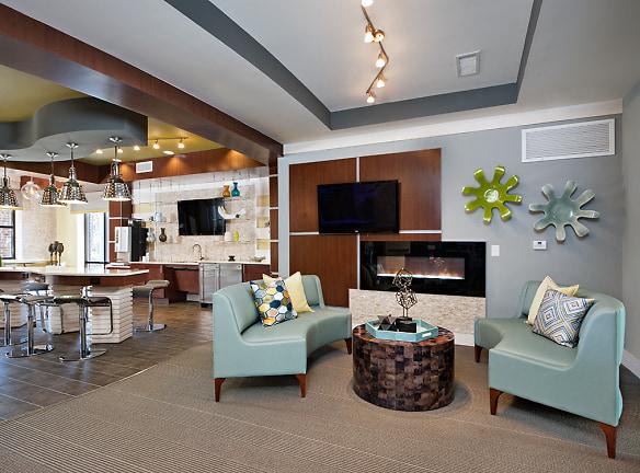 Media and Wi-Fi Lounge
