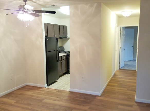 Select Apartments Feature Plank Flooring