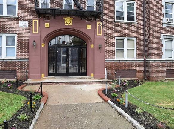Close up entryway