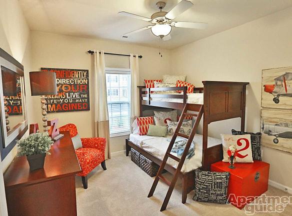 Guest Bedroom in our Prince Baker floor plan