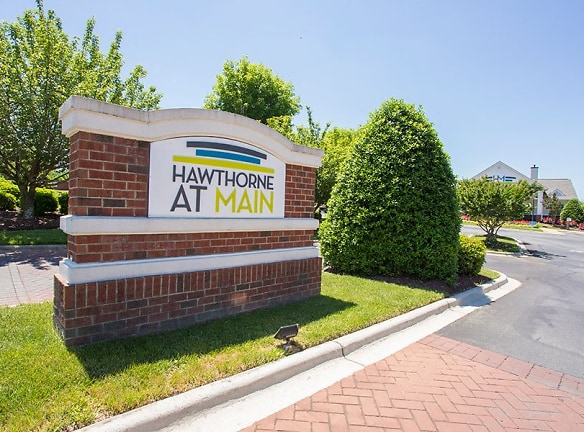 Welcome home to Hawthorne at Main in Kernersville, NC