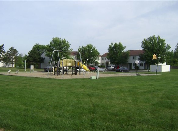Spacious Play Areas