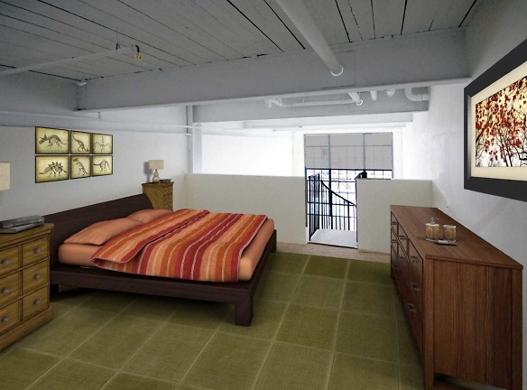 Brooklyn Platform Bedroom