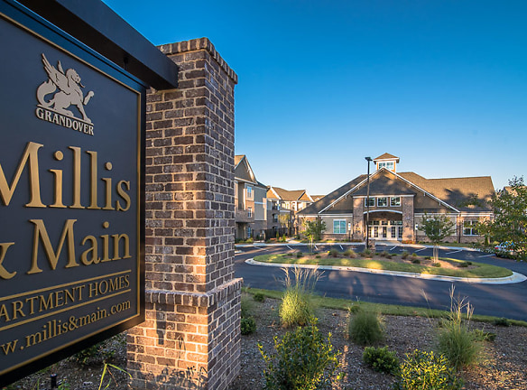 Find your new home at Millis and Main at Grandover in Jamestown, NC