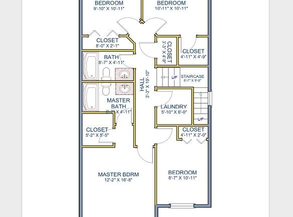 226 E Whitman Dr #2 upper floor plan SQ.png