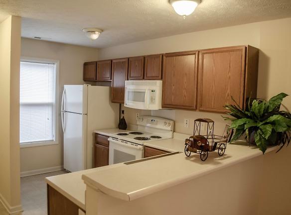 Juniper 2 Bedroom Kitchen