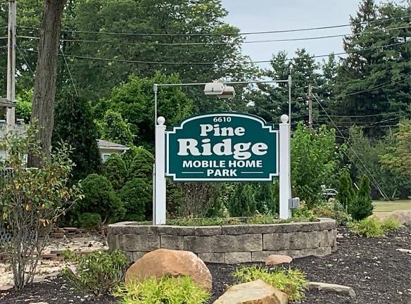 Pine Ridge Mobile Home Park Apartments North Ridgeville ...