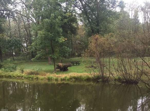Pond Picnic Area in the fall