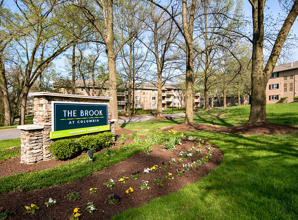 Welcome To The Brook at Columbia Apartments + Townhomes