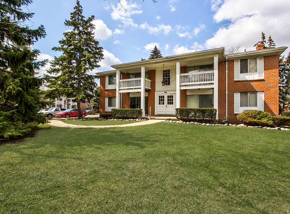 Jamestown Village Apartments For Rent - Allen Park, MI ...