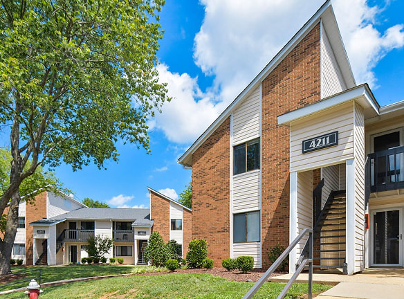 Green Meadows offers one and two bedroom apartments