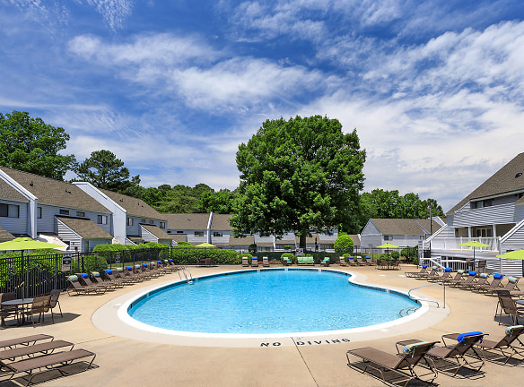 Refreshing Pool and Expansive Sundeck