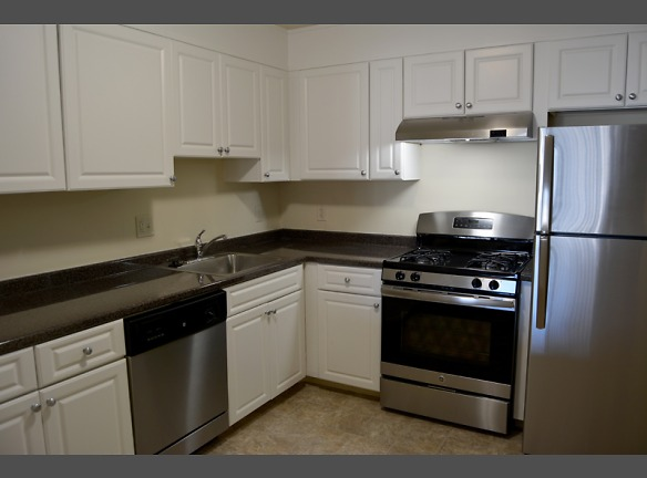 One of Our Renovated Apartments at Quincy Commons