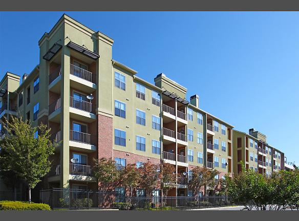 Spacious balconies in each apartment home