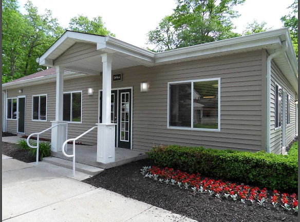 Leasing Office & Community Center