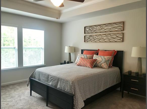 Hudson Townhome Master Bedroom