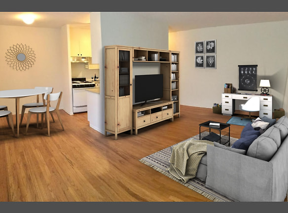1 Bedroom $1190