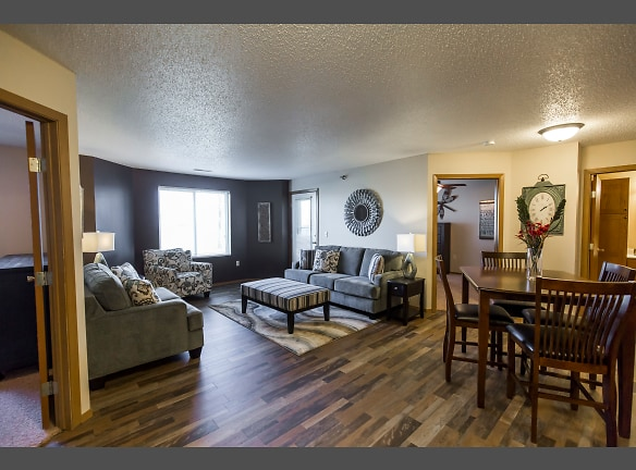 Our Open Floor Plans With Natural Light Are inviting & cozy