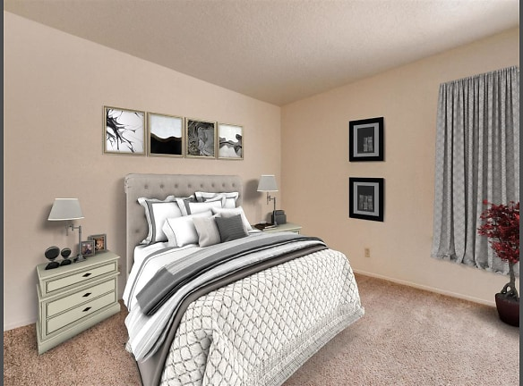 Spacious One and Two Bedroom Apartments