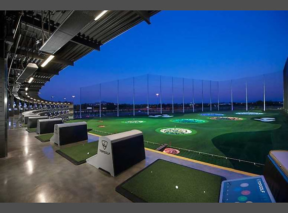 Next Door to Future Topgolf Minneapolis!
