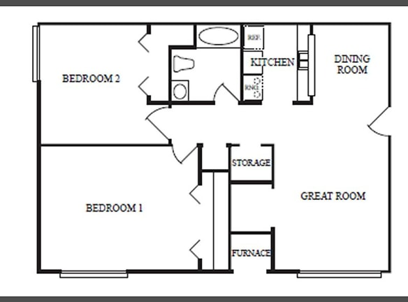 Aragona Wash Place Two Bedroom a