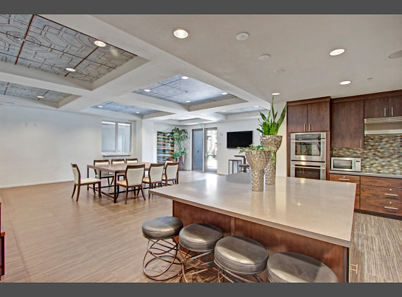 Resident Lounge with Full Kitchen for Entertaining