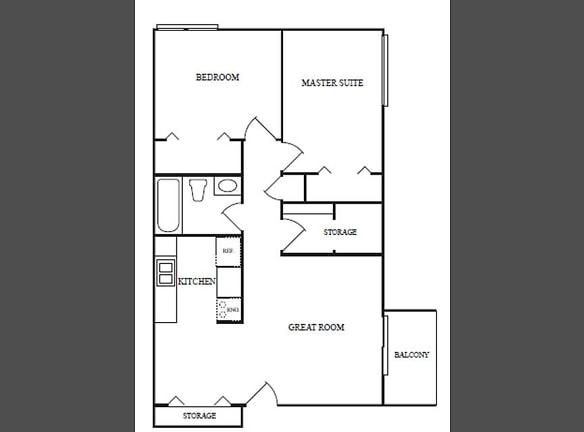 Aragona Wash Place Two Bedroom b