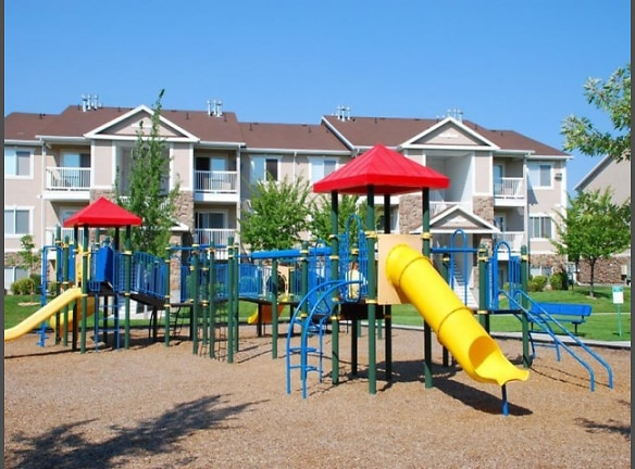 Park-sized playgrounds