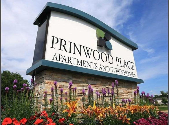 Welcome home to Prinwood Place!