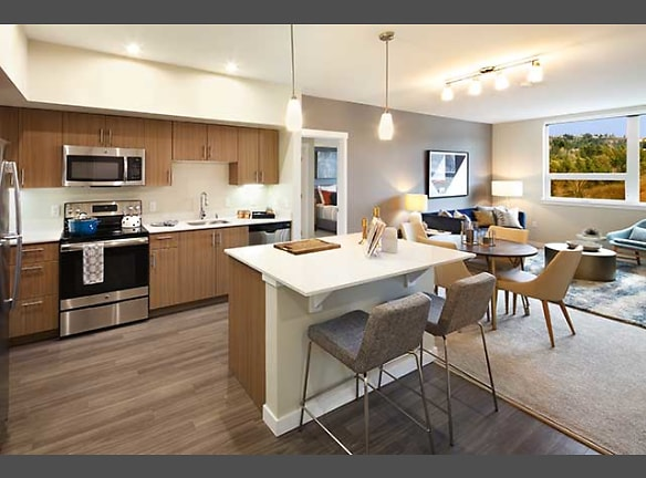 Two Bedroom Flat Kitchen