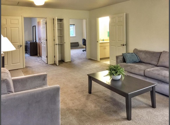 Offering Studio and 2-Bedroom Apartments , Goodrick-Spencer Apartments