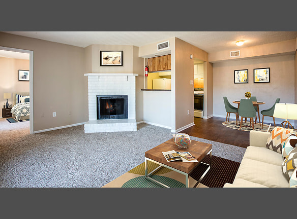Vineyard Trace Living Room