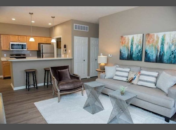 Chelsea Living area with Open Concept!