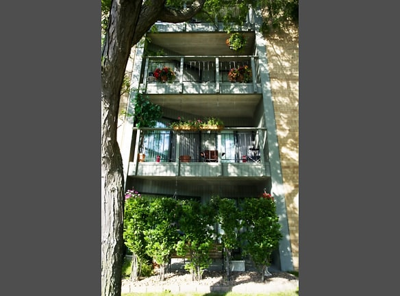 Large Private Balcony or Patio!