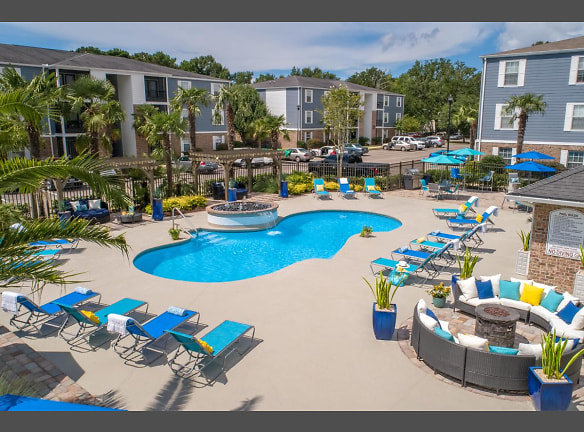 Escape the sun and take a dip in our resort-style pool.