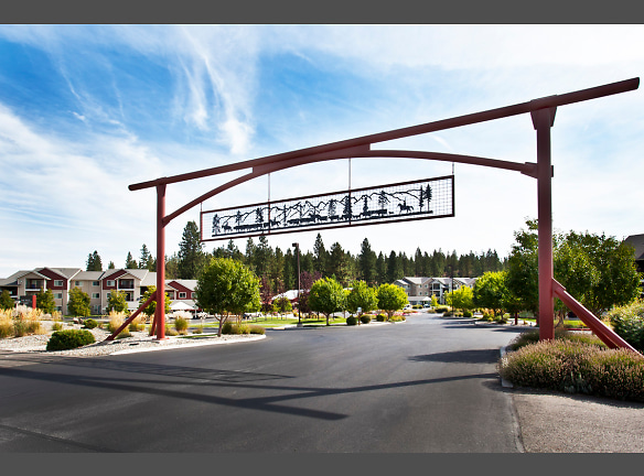 Pine Valley Ranch Entry