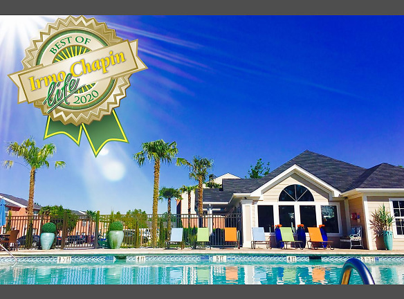 #1 Voted Apartments in Irmo/Chapin 2020.