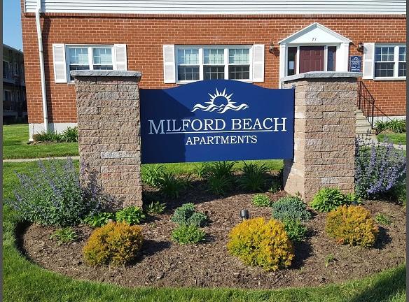 Live By the Beach...Milford Beach Apartments!