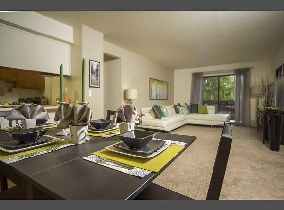 Open spacious 2 bedroom
