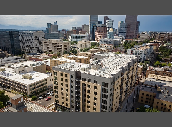 Minutes to 16th Street Mall, South Broadway, the Golden Triangle and Downtown