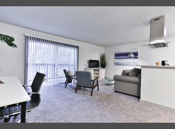 2BD/1BA Living Room