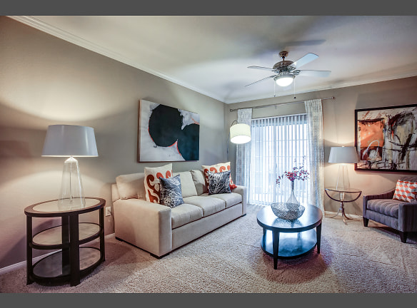 Large living area perfect for entertaining