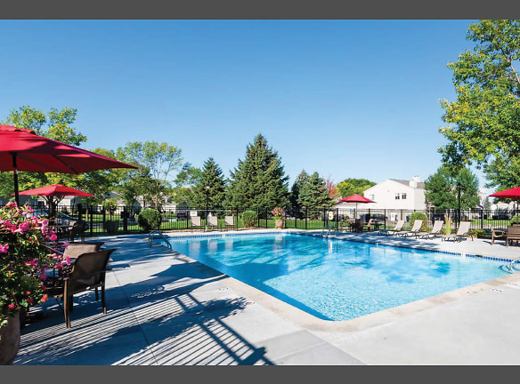 Enjoy a quick dip or a relaxing day by the pool