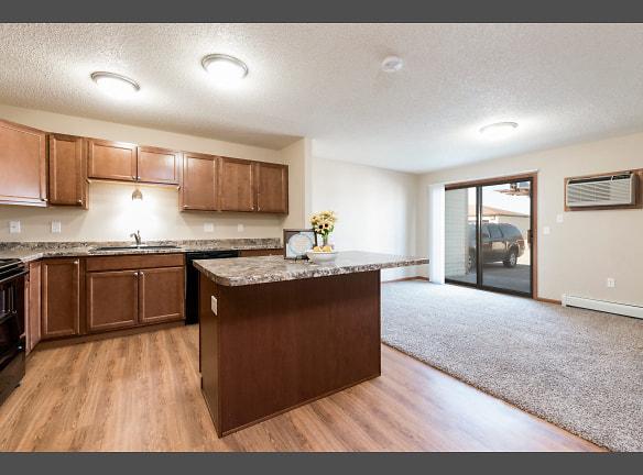 Fairview Apartments - 2 Bedroom-Kitchen-Living Room