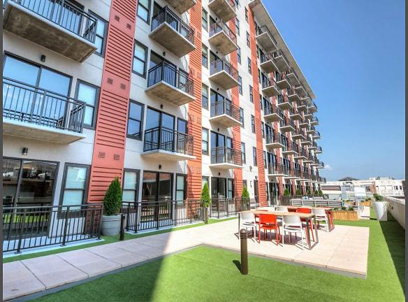 4th Floor Roof Terrace